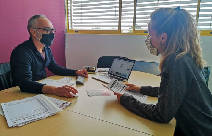 Xavier Mestre, architecte et urbaniste conseiller du CAUE 34, à Lunel @ CC Pays de Lunel