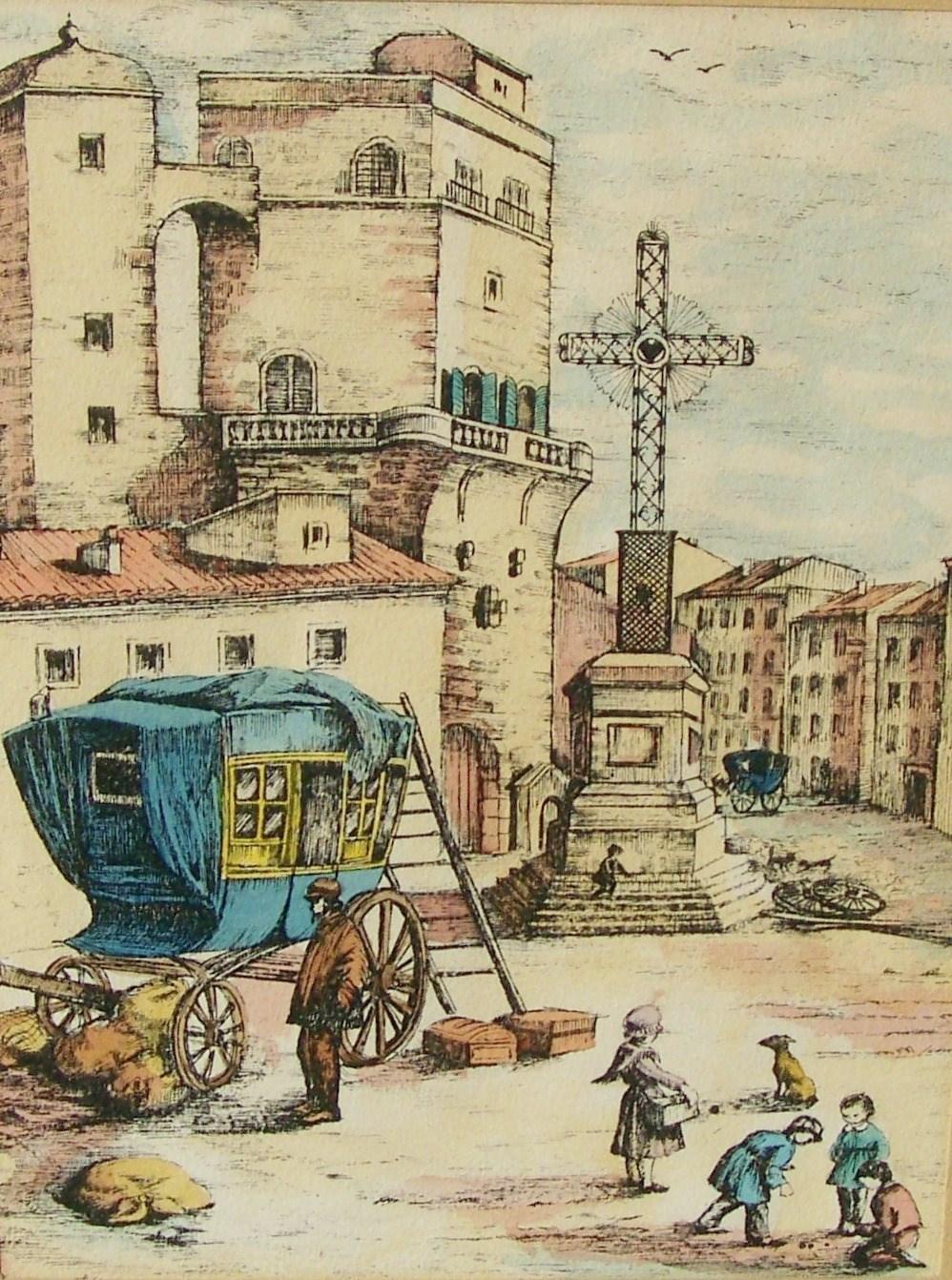 Tour de la Babote, Montpellier