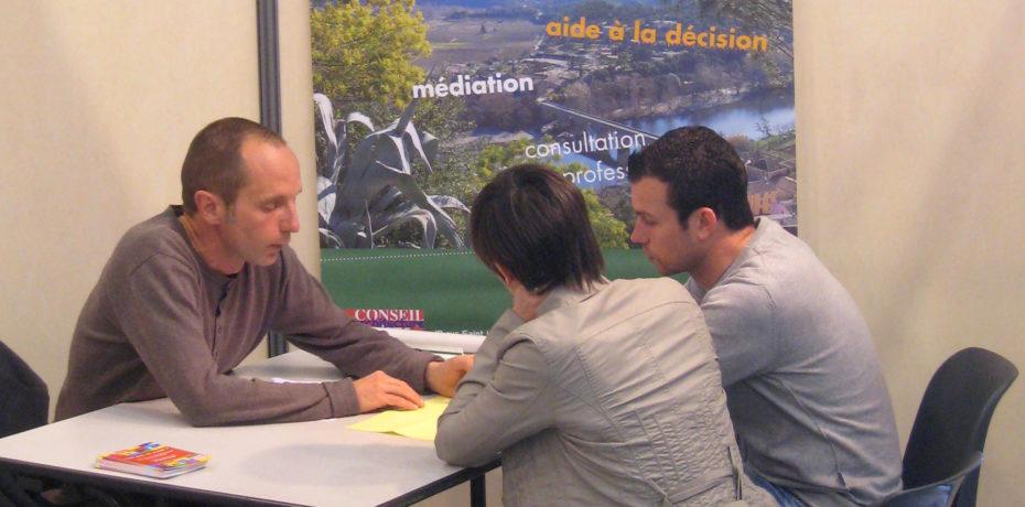 Alain PEREZ, architecte conseiller. Crédit photo : CAUE 34
