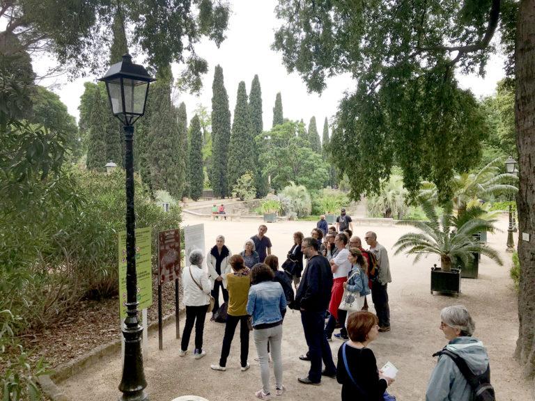 Balade au fil des jardins, mai 2019. Crédit photo : Mickaël ARJONA