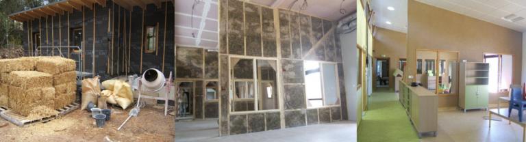 Crèche de Thoiras, Gard, 2010