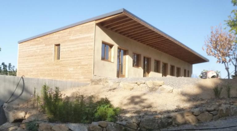 Atelier artisanal communal, Soudorgues (Gard), 2014