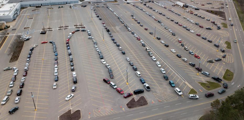 autos supermarché