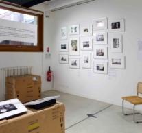 Expo Bauhaus.photo - Crédit photo : Frédéric Hébraud / CAUE 34, sept. 2020